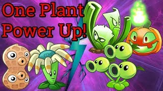 Plants vs Zombies 2 Gameplay One Plant Power Up vs Zombies Part 30 Plantas contra Zombies 2