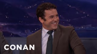 Fred Savage's Naked Frat Memories  - CONAN on TBS