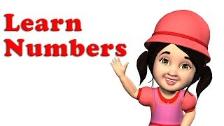 Learning Numbers for Kids Toddlers   123 Numbers Songs for Children & more wheels on the bus