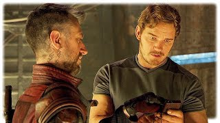 Guardians of the Galaxy 2 Deleted Scene - Starlord & Kraglin (2017)
