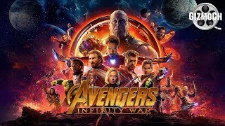 Avengers: Infinity War (Movie Review) SPOILER FREE | GizmoCh