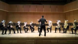 University of Wisconsin Tuba-Euphonium Ensemble
