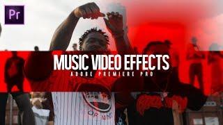 Music Video Effects Tutorial | PLUGIN FREE