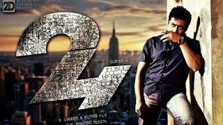 24 Movie, Kaalam Yen Kadhali, Movie Teaser, AR Rahman Latest Song