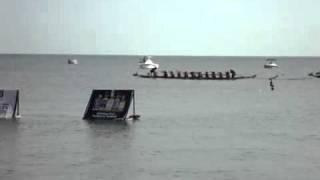 Blazing Paddles 1st Race