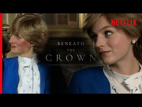Beneath The Crown The True Story of Young Diana