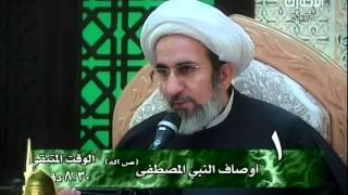 أوصاف النبي محمد صلى الله عليه وآله وسلم من القرآن
