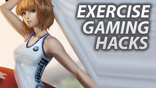 10 Exercise Hacks Gamers Can Do While Gaming