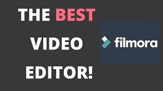THE BEST VIDEO EDITING SOFTWARE FOR BEGINNER YOUTUBERS!!