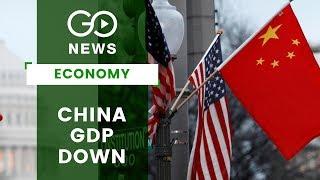 Trade Stress Hits China GDP