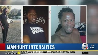Manhunt wanted for muder of Orlando police officer enters 5th day