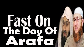 Fast On The Day Of Arafah To Get Allah's Forgiveness | Mufti Menk  & Sheikh Dr. Muhammad Salah