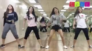 Trumpet Dance Challenge by Pop Girls
