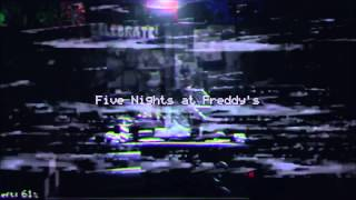 Len and Rin five nights at Freddy's cover