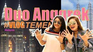 Duo Anggrek Show Malaysia #VLog #TemenArtis Nagaswara