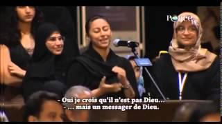 Dr Zakir Naik en français «Quelque chose m'empêche d'accepter l'Islam»