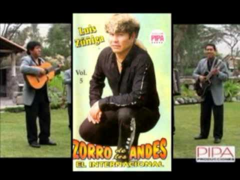 El Zorro de los Andes Sin Rencores