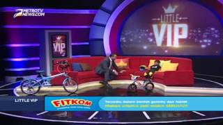 Little VIP - Strider Cilik Asal Bali Wakili Indonesia di Kejuaraan Asia