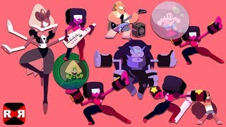 All Garnet Fusions & Team Special Ability - Steven Universe: Save the Light