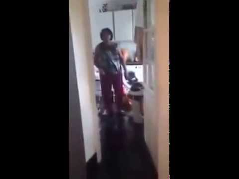 Funny Ice bucket Challenge by Tamil Girl 2014