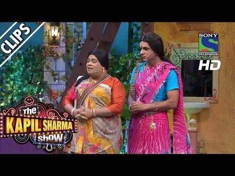 Meet the Beauty Queen Rinku Bhabhi -The Kapil Sharma Show -Episode 19 - 25th June 2016