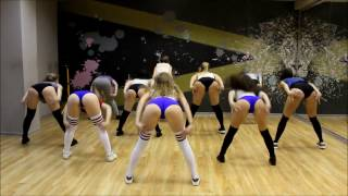 Twerk choreography by Katrin | Chris Brown - Love more (ft Nicki Minaj)