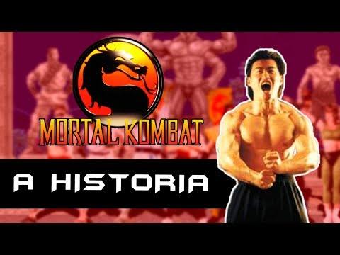 Xxx Mp4 A História De Mortal Kombat 3gp Sex