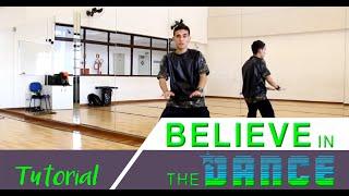 Take You - Justin Bieber | Tutorial #BelieveTour Dance