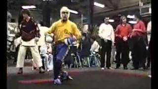 Capoeira vs Karate parte1