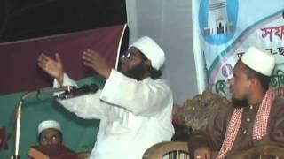 Latest Bangl waz Nastikera Sabdhan! waj of Mufti Mahbubur Rahman Binnuri in Sylhet. Part 2.1