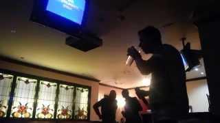 Bon Jovi It's my life (karaoke cover by Kris McColl)