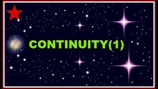 CONTINUITY OF FUNCTION IN (हिंदी ) FOR  B.Sc. /M.SC./JAM/csir net maths/and all other exame in maths