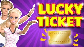 Barbie - The Lucky Ticket