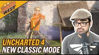 NEW Uncharted 4 MP Classic Mode   Classic Throwback DLC