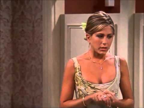 Friends Rachel finds out she is pregnant on Monica s Wedding