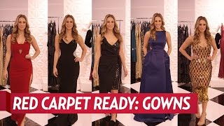 Watch Us Weekly Go Shopping for a Golden Globes Dress
