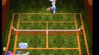 Capcom Sports Club: Smash Stars Tennis Wimbledon Federer Nadal Williams