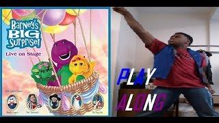Barney's Big Surprise Play Along