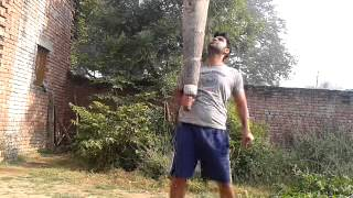 Indian Clubs(Mudgal) Swing Exercise
