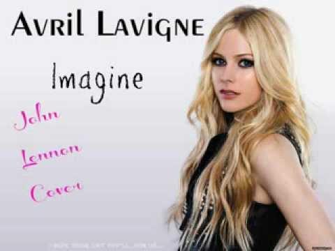 Avril Lavigne - Imagine (John Lennon Cover)