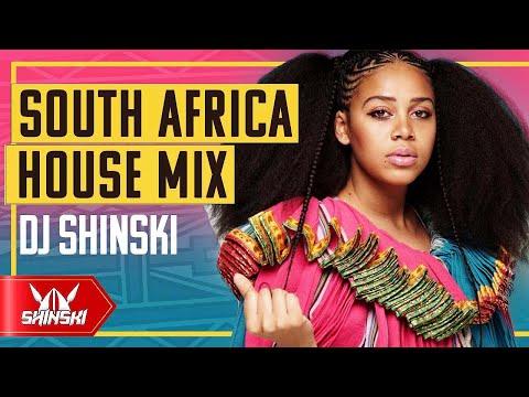 South African House Workout Mix GQOM Dj Shinski Master KG Sho Madjozi Maphorisa Heavy K