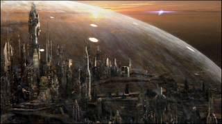 Stargate Atlantis space battles