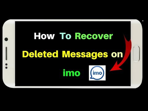 Xxx Mp4 How To Recover Deleted Messages On Imo Imo Free Calling App Best Trick 3gp Sex