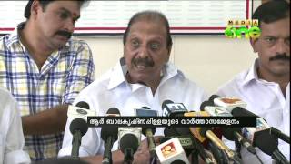 Balakrishna PIllai warns Ganesh Kumar against taking on the party