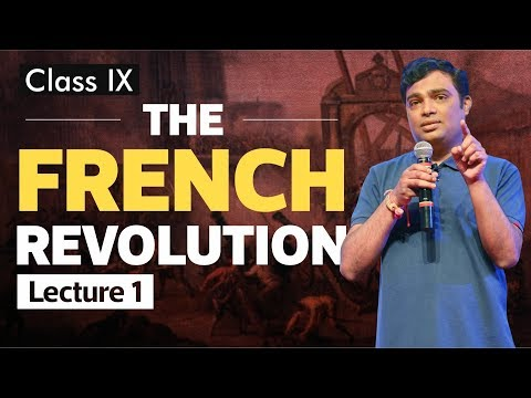 Xxx Mp4 History Class IX The French Revolution Lecture 1 By Prof Vipin Joshi CBSE NTSE 3gp Sex