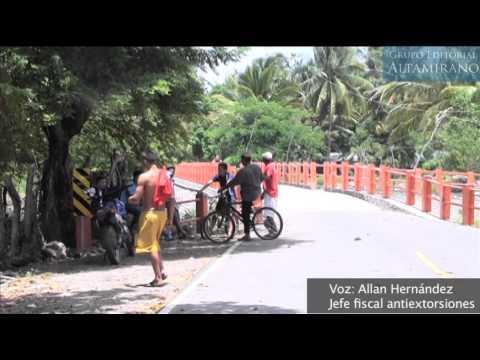 Pandillas acosan a turistas en la Bahía de Jiquilisco