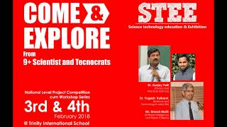 STEE-Science.Technology.Education.Exhibition|Teaser|Science expo|fair
