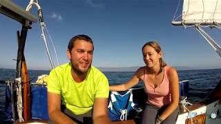 Sailing La Costa Del Muerte (The Coast of Death!) - Sailing SV Haji Ep. 3