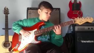 La nueva luna - Como Fui A Enamorarme De Ti - guitarra
