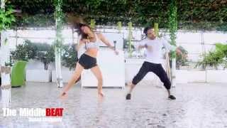 The MiddleBEAT Dance Company - Disha Patani & Harsh Vardhan